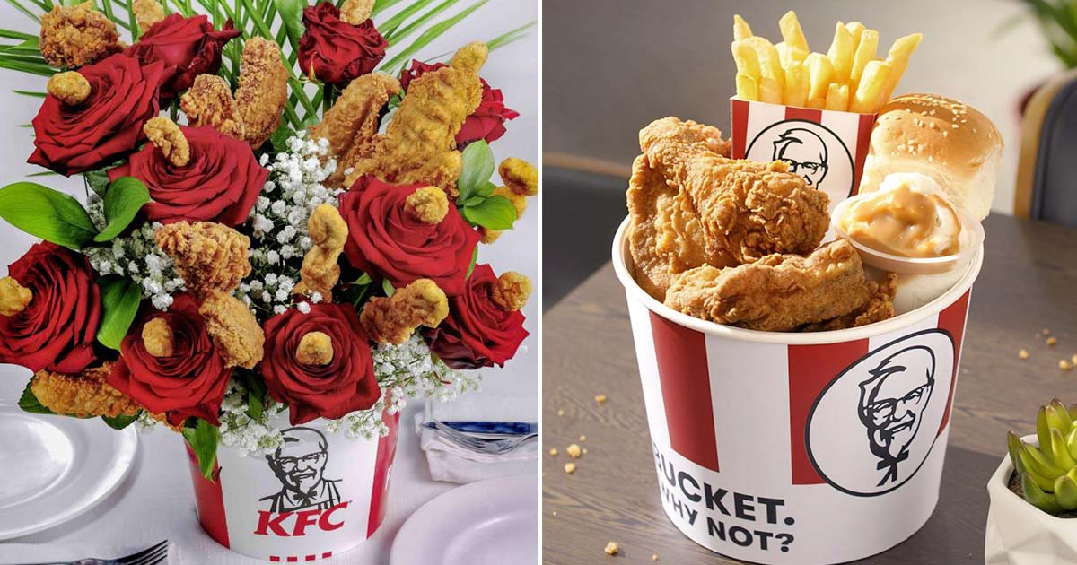 Kfc Is Offering Six Couples A Free Fried Chicken Wedding For