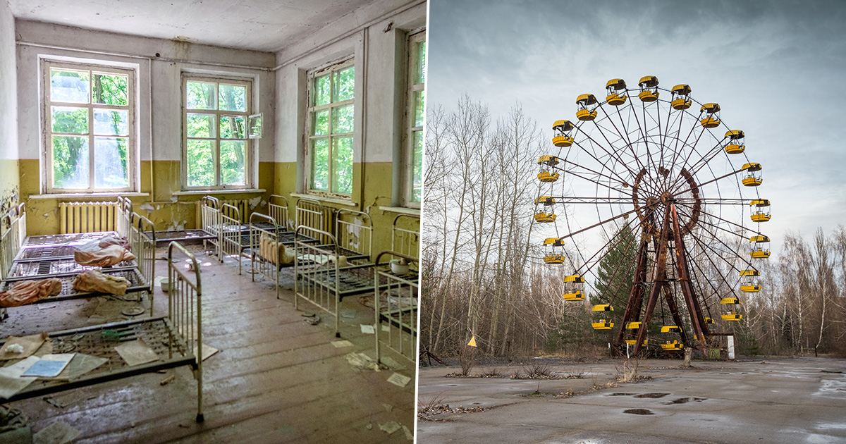 Chernobyl Exclusion Zone To Become An Official Tourism Site