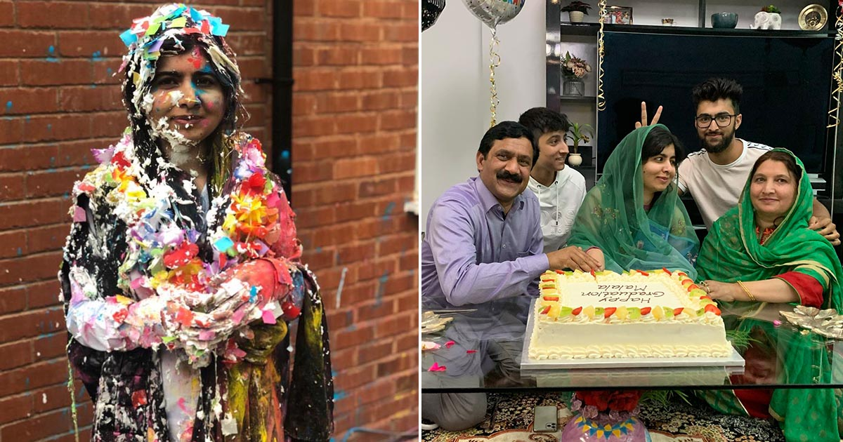 Malala Yousafzai Celebrates Graduating From Oxford 10 Years After ...