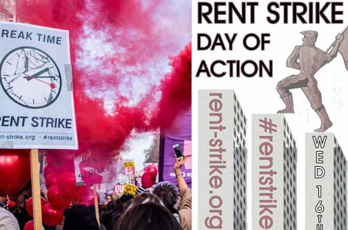 Student Rent Strike