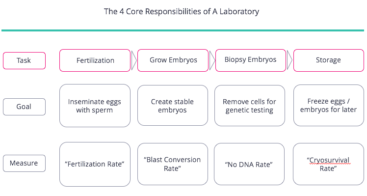 Core Responsibilities of A Lab