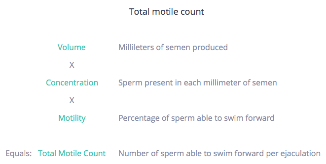 Have removed semen analysis showed no sperm consider