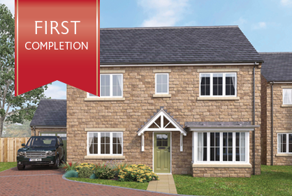 First Completion at Cambridge Green