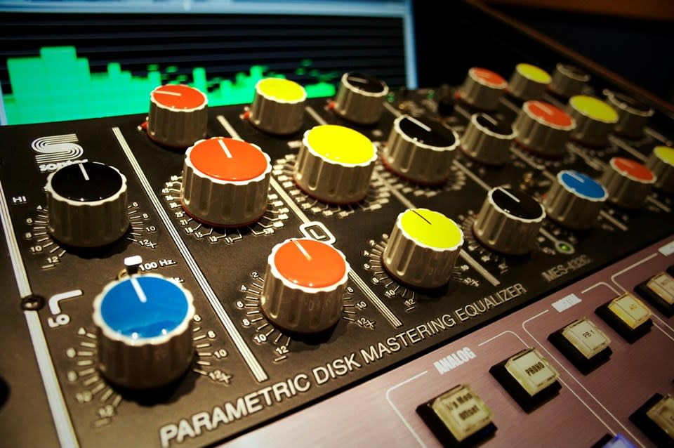 Photo Courtesy of Lacquer Channel Mastering