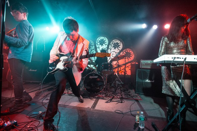 Pains of Being Pure at Heart Live