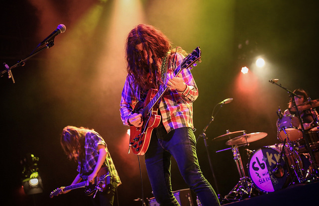 Kurt Vile, of Kurt & Courtney.