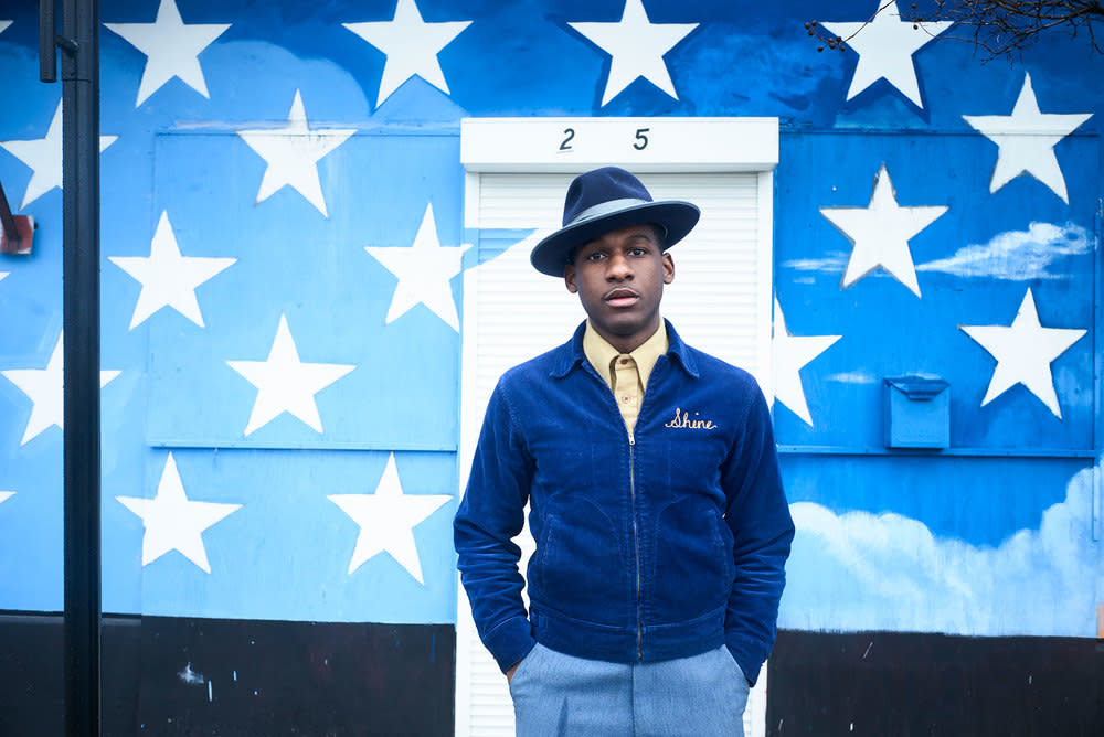 Leon Bridges Photo by Danny Clinch