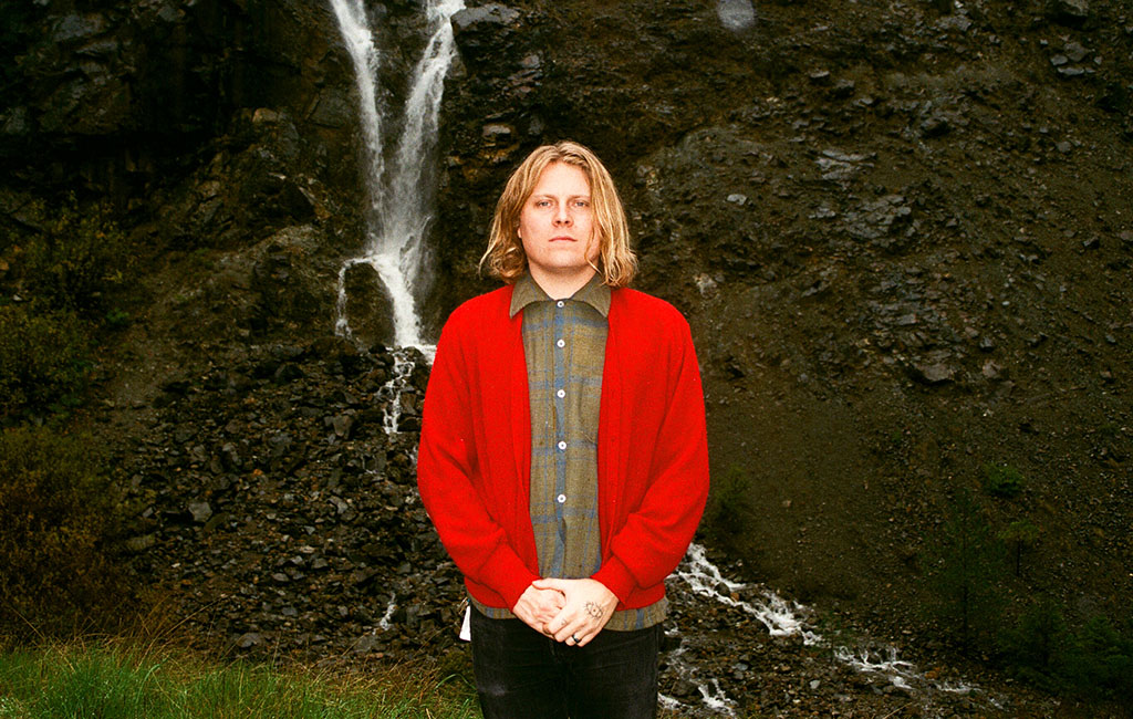 Ty Segall Photo by Denée Segall