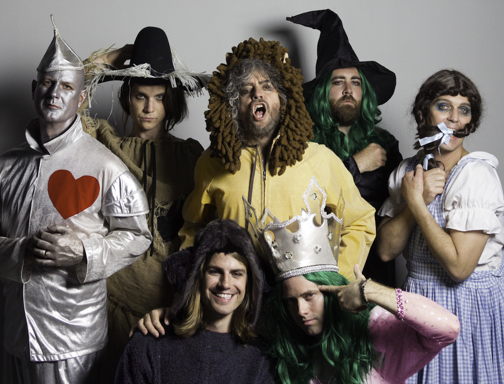 The Flaming Lips Photo by George Salisbury