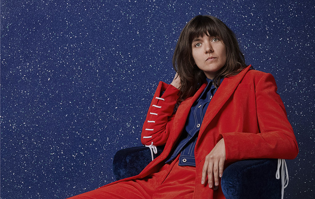 Courtney Barnett Photo by Mia Mala McDonald