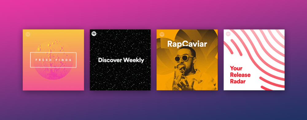 Some of our top playlists