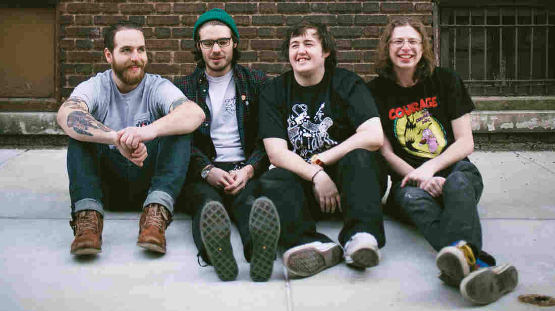 Modern Baseball Photo by Jessica Flynn