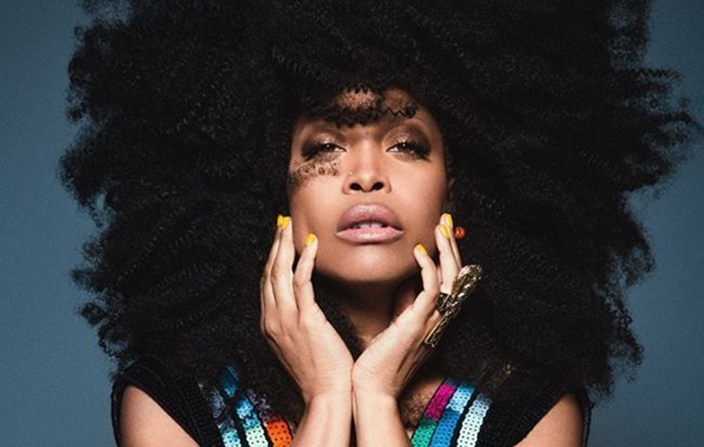 Erykah Badu, Courtesy of Motown Records