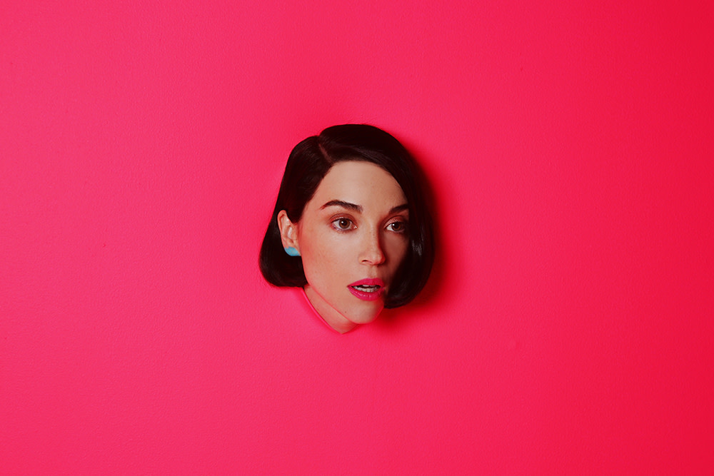 St. Vincent Photo by Nedda Afsari