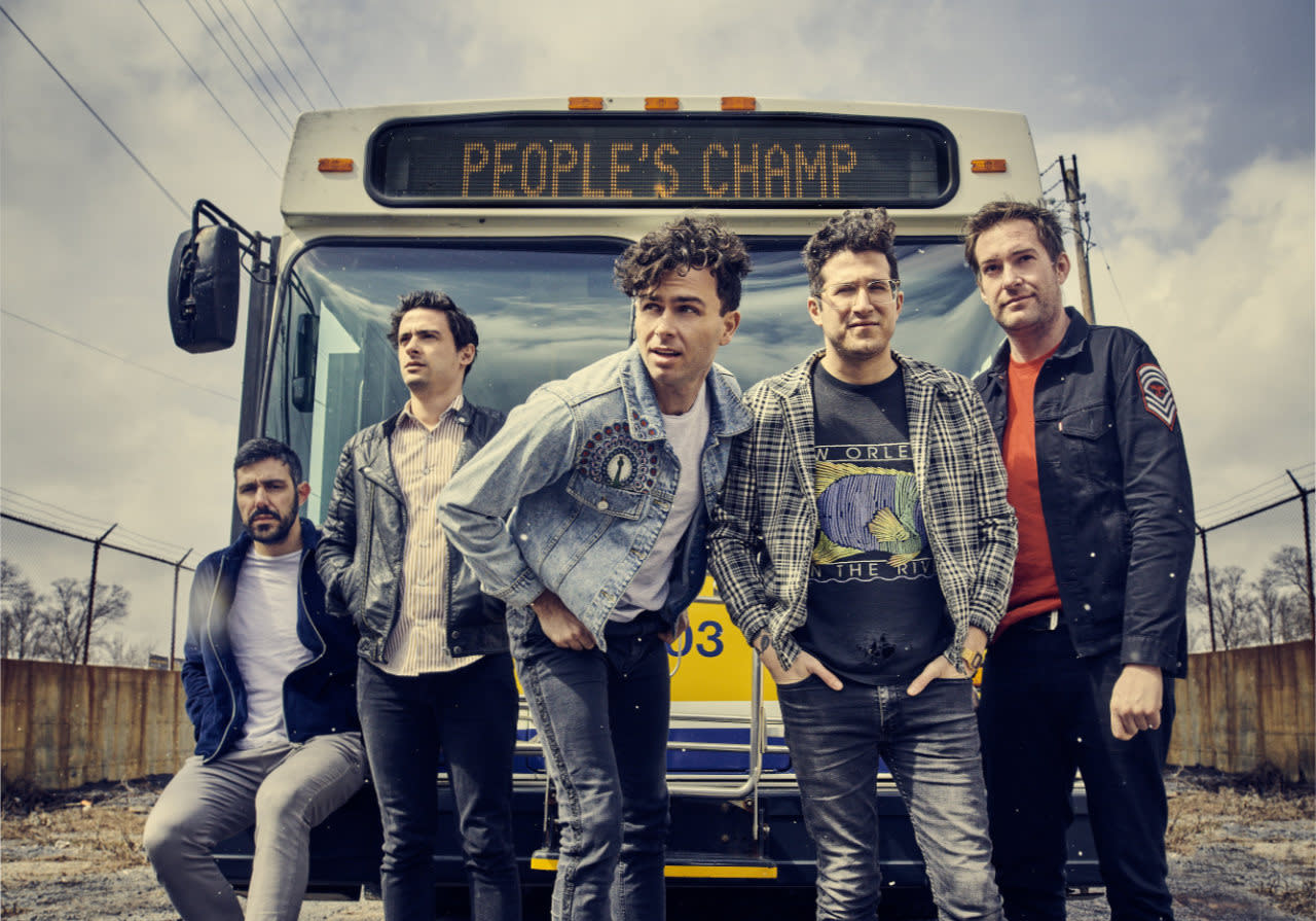 Arkells Photo by Matt Barnes