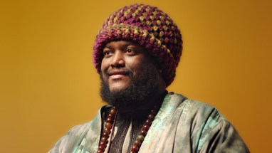 Kamasi Washington, for Best Advice.