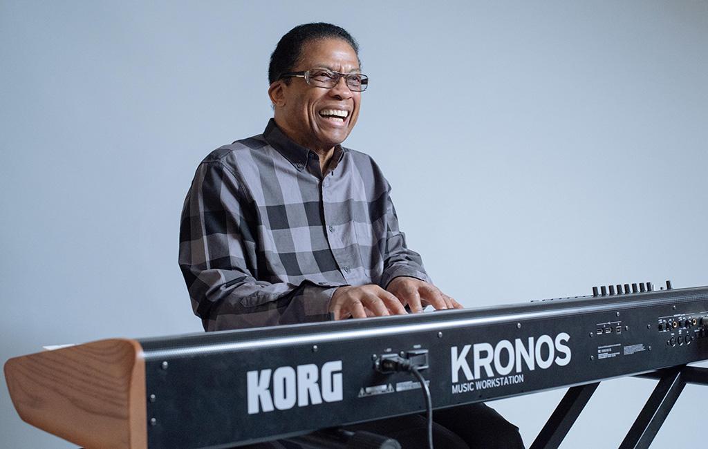 Herbie Hancock, Courtesy of Korg