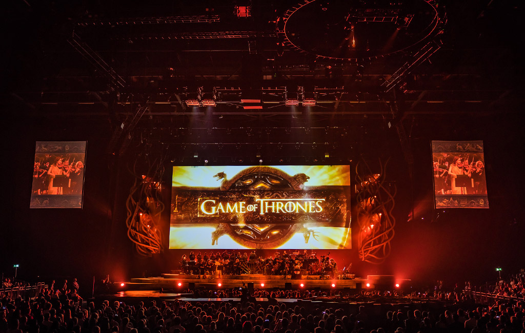 Game Of Thrones Live Concert Experience Photo by Ralph Larmann