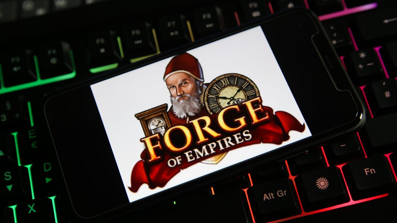 Forge of Empires na telefonie
