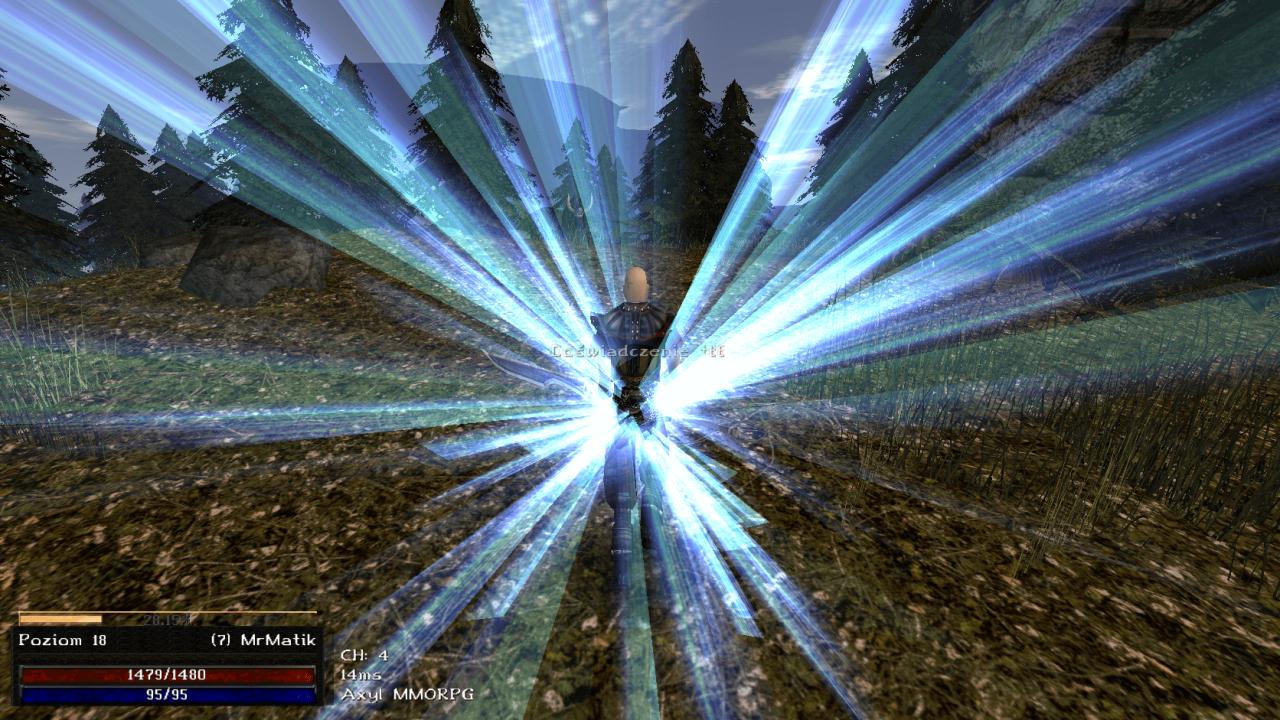 Gothic Online serwer MMORPG Axyl rozwój postaci