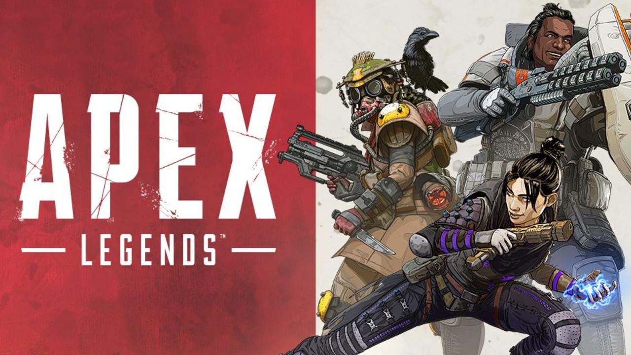 Grafika z darmowego battle royale Apex Legends online