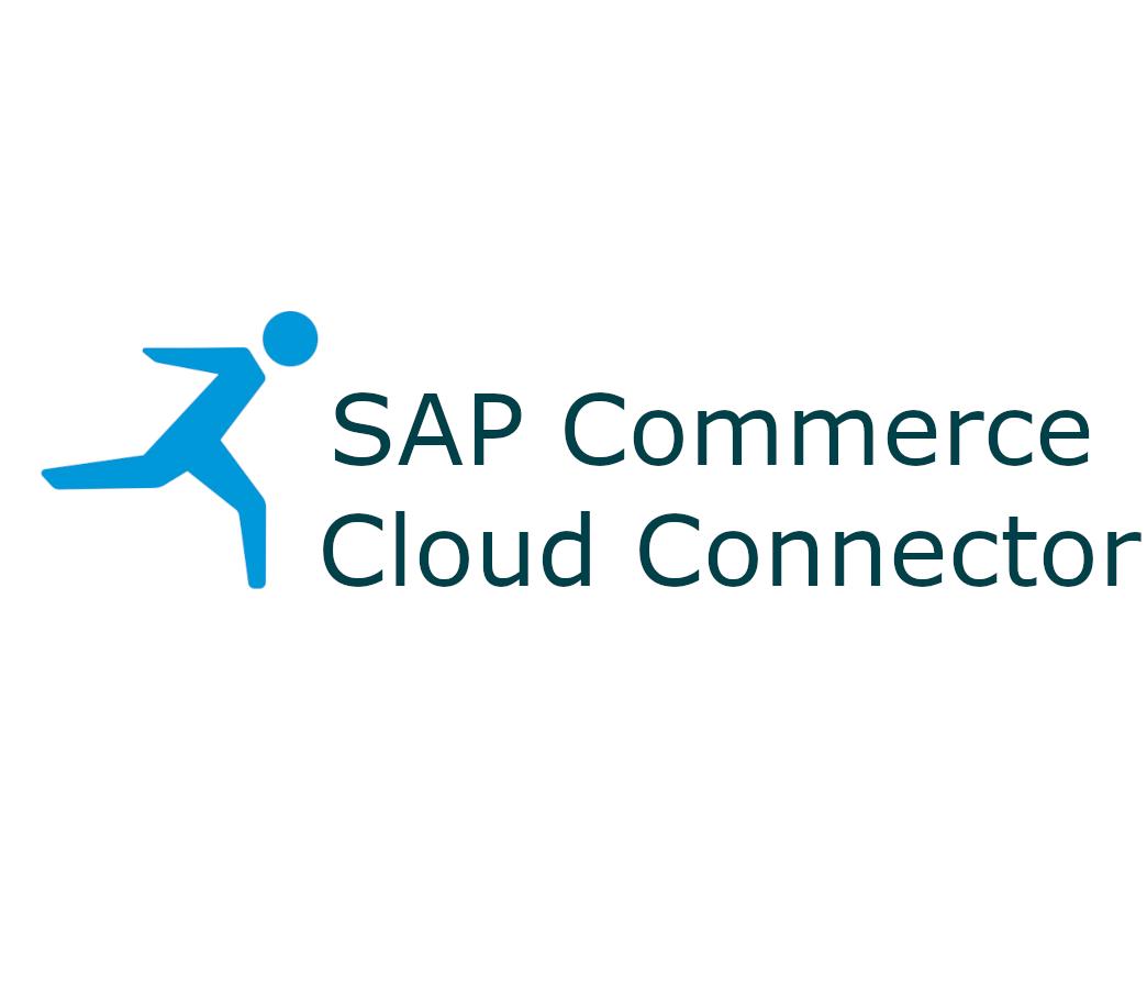 SAP Commerce Cloud Connector logo
