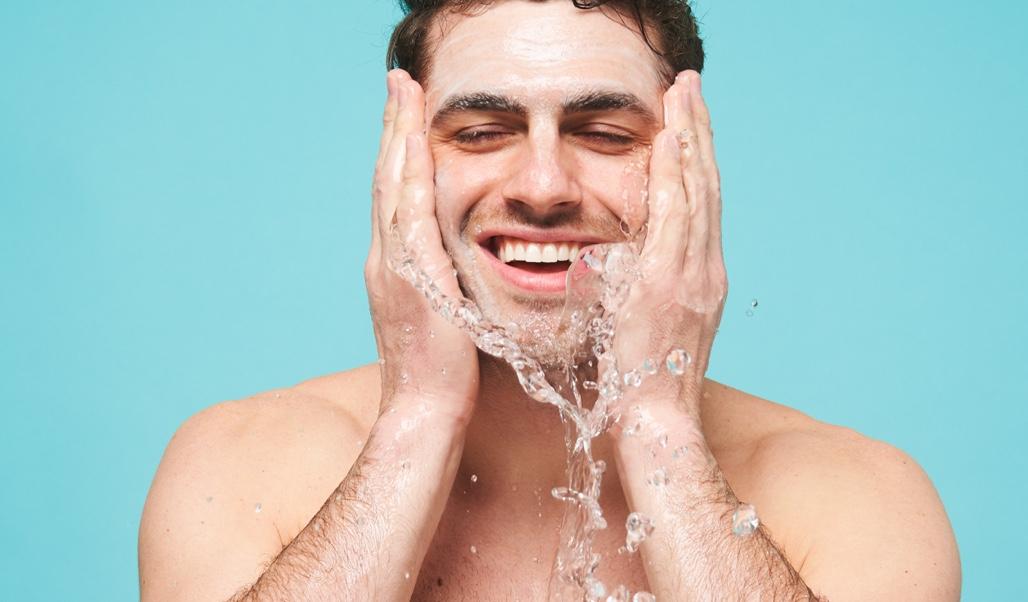 Ballsy Face Wash Splash