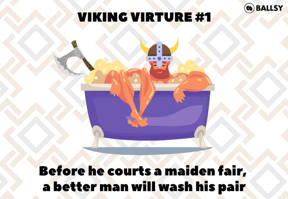 Viking Virtue 1
