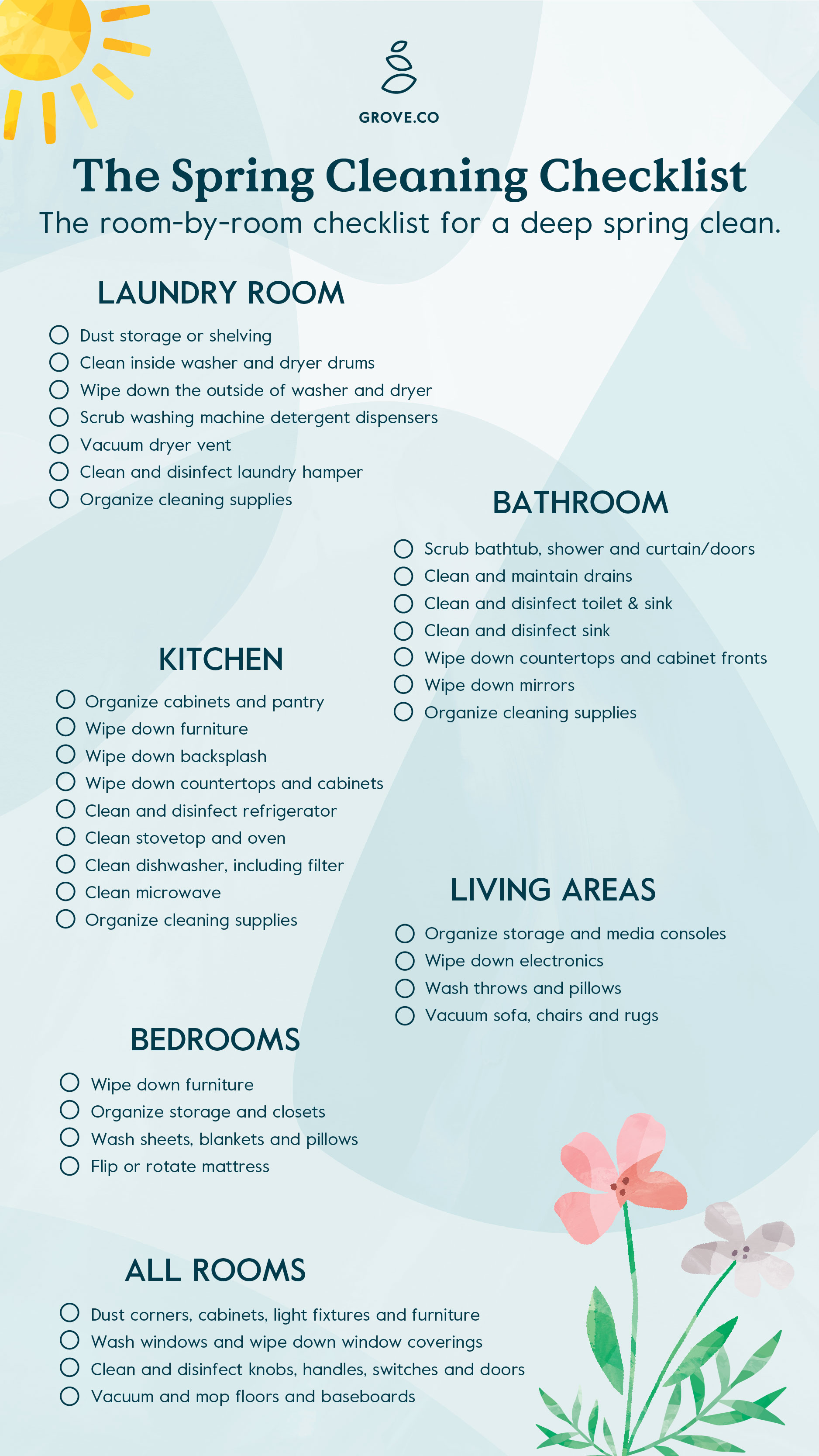Grove Spring Cleaning Checklist v5-01