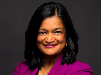 Headshot of  Pramila Jayapal