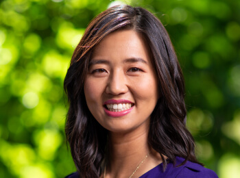 Headshot of  Michelle Wu