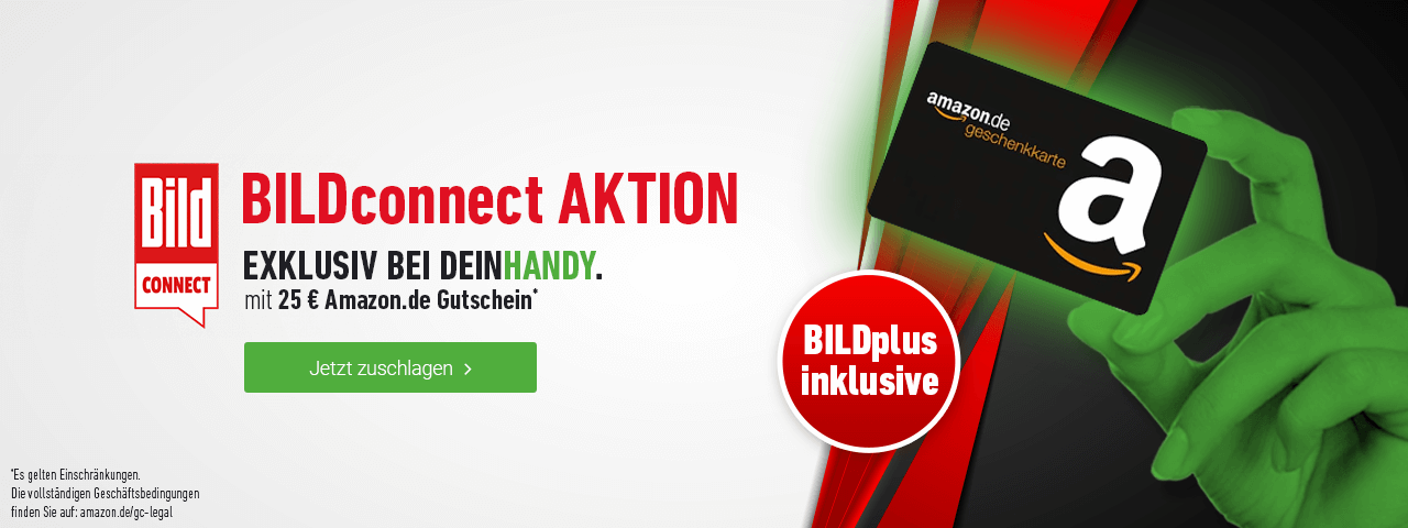 SIM-Only : BILDconnect Aktion