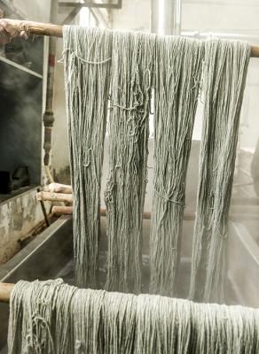 string hanging