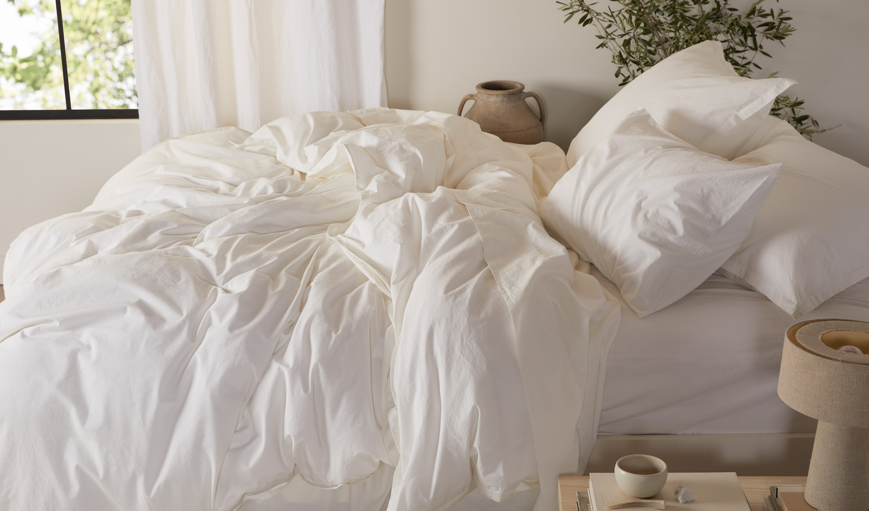How to Wash Your Bedding Better