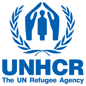 Image of the UNHCR logo