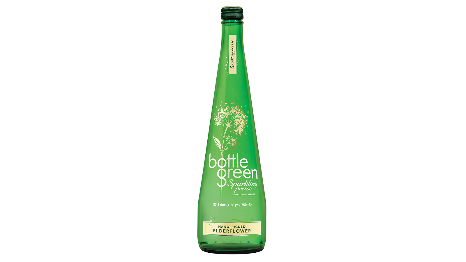 Bottle Green Sparkling Presses