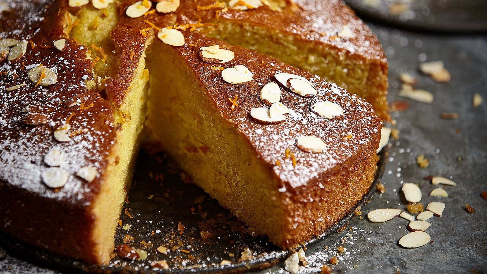 Orange-and-Almond-Olive-Oil-Cake