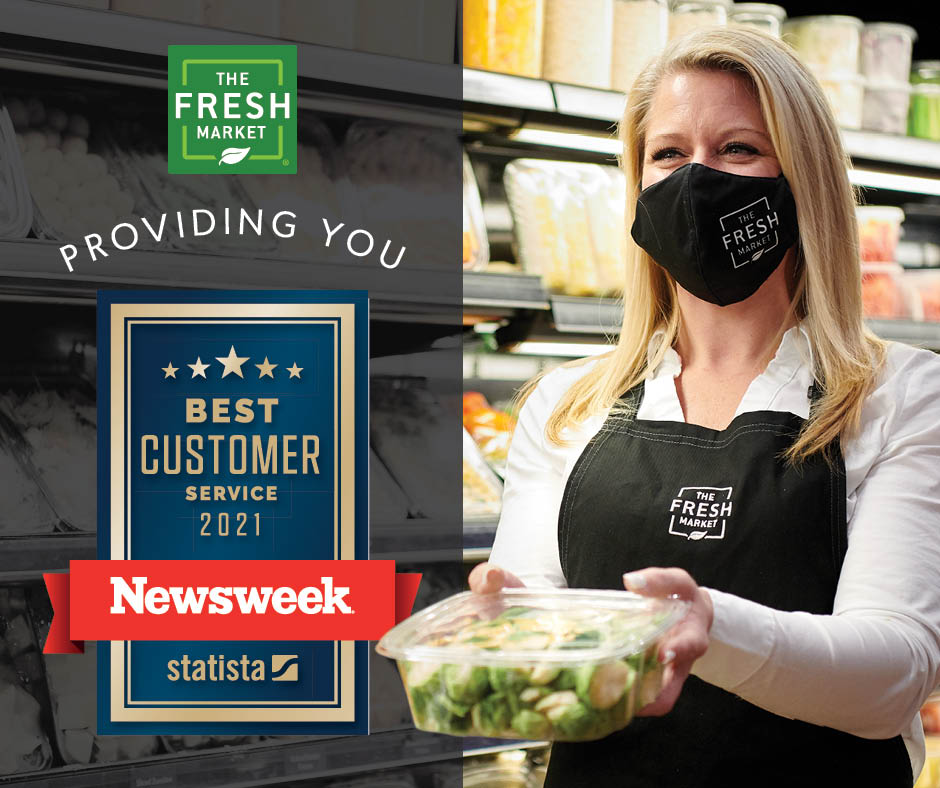 Newsweek Best Customer Service Award