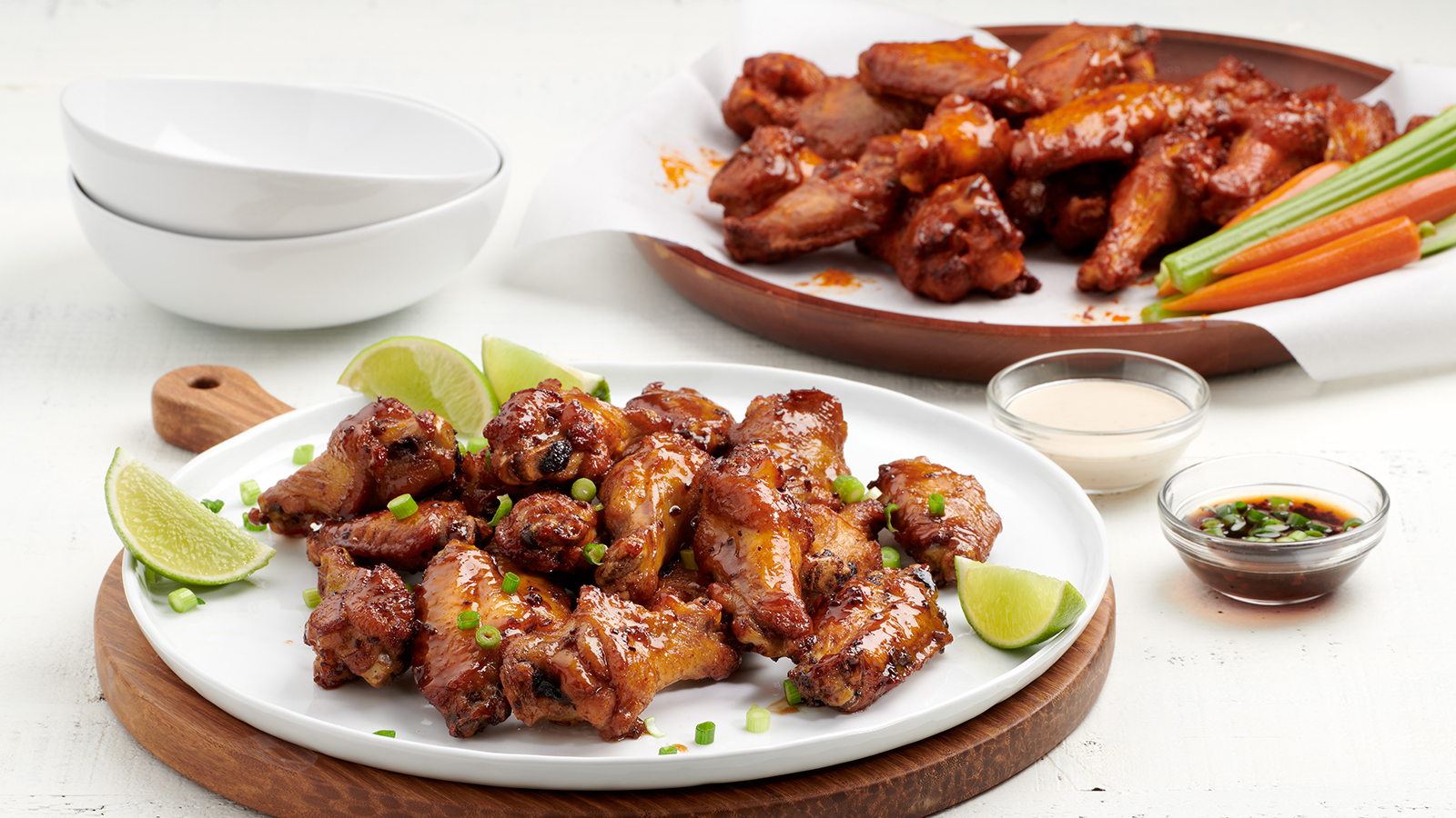 Deli-Buffalo-and-Teriyaki-Wings
