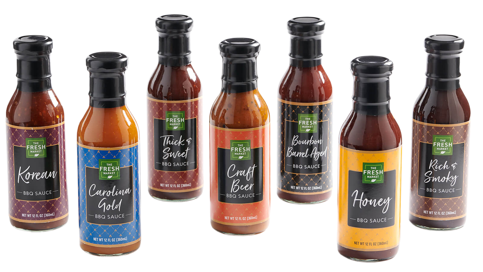 The Fresh Market BBQ Sauce