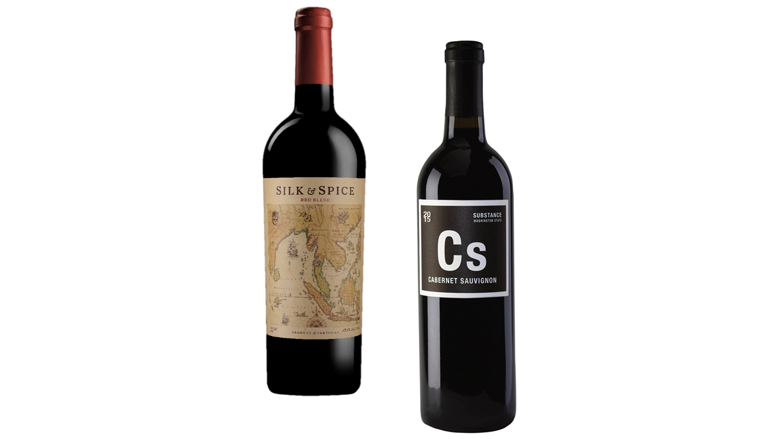Substance Cabernet Sauvignon & Silk & Spice Red Blend