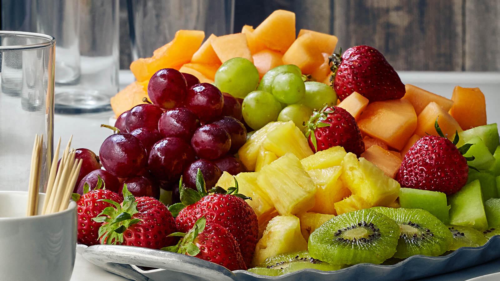 Ăn trái cây buổi tối có mập không