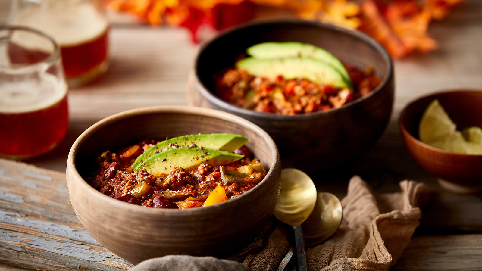 Easy Weeknight Beef Chili