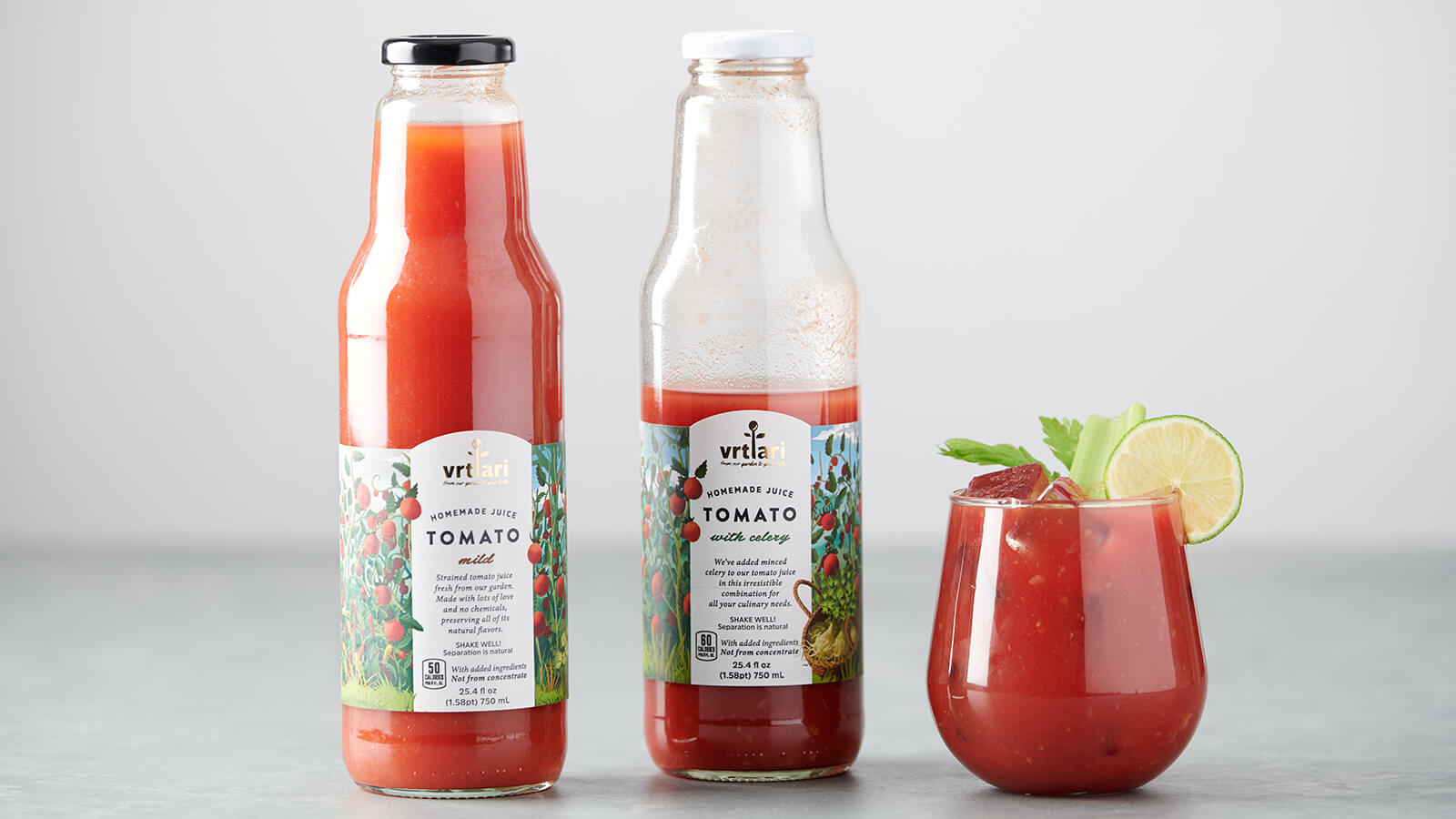 Vrtlari Tomato Juices