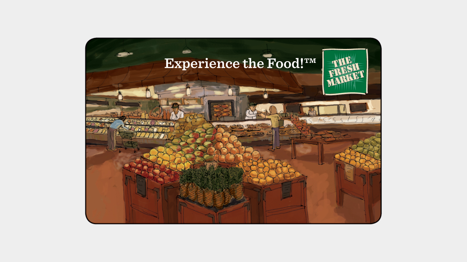 The Fresh Market Gift Card