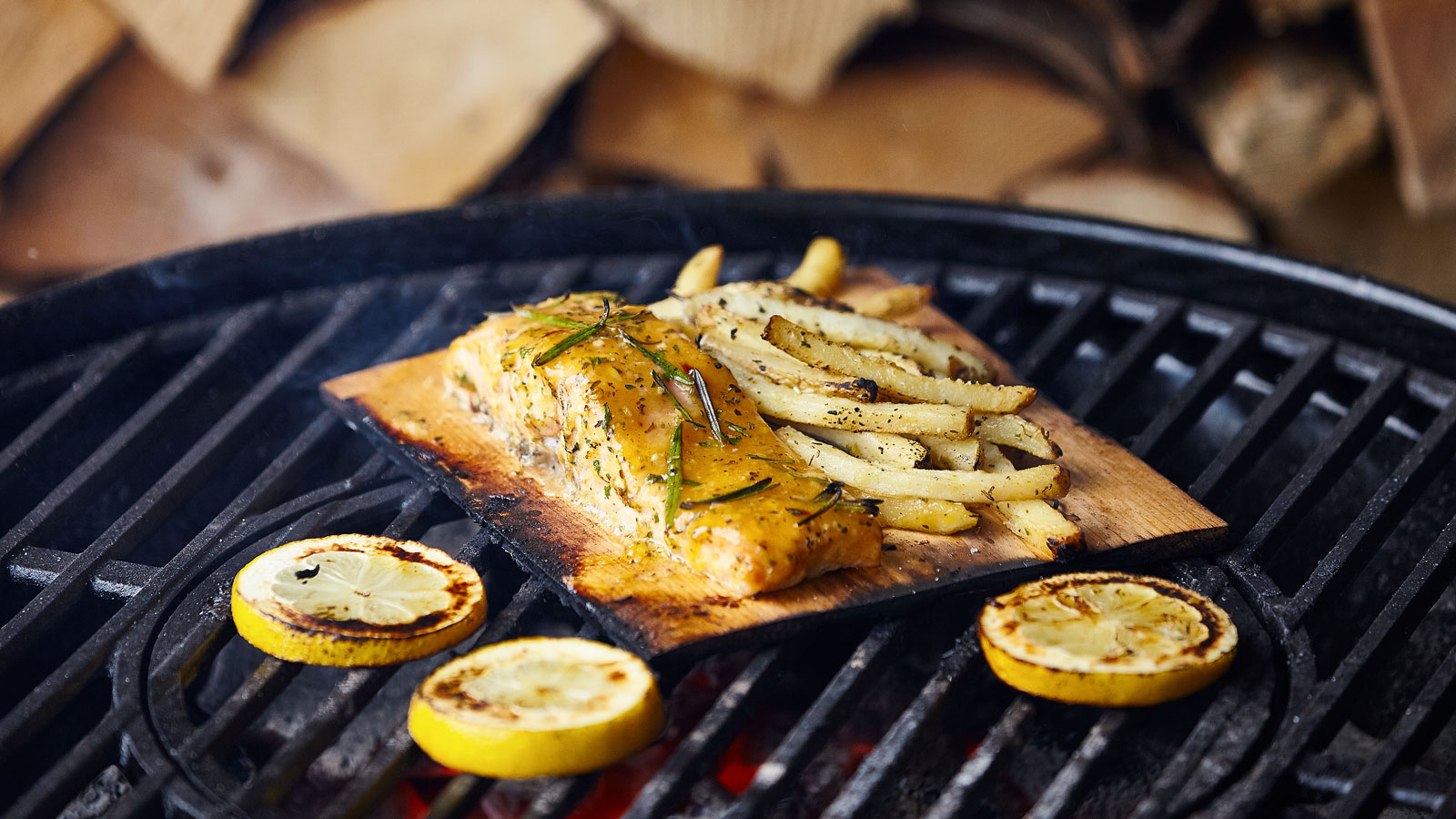 salmon-with-french-fries