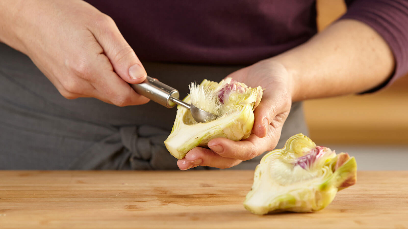 scoop-out-fuzzy-artichoke