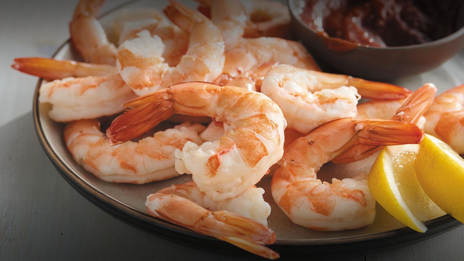 Jumbo Cocktail Shrimp