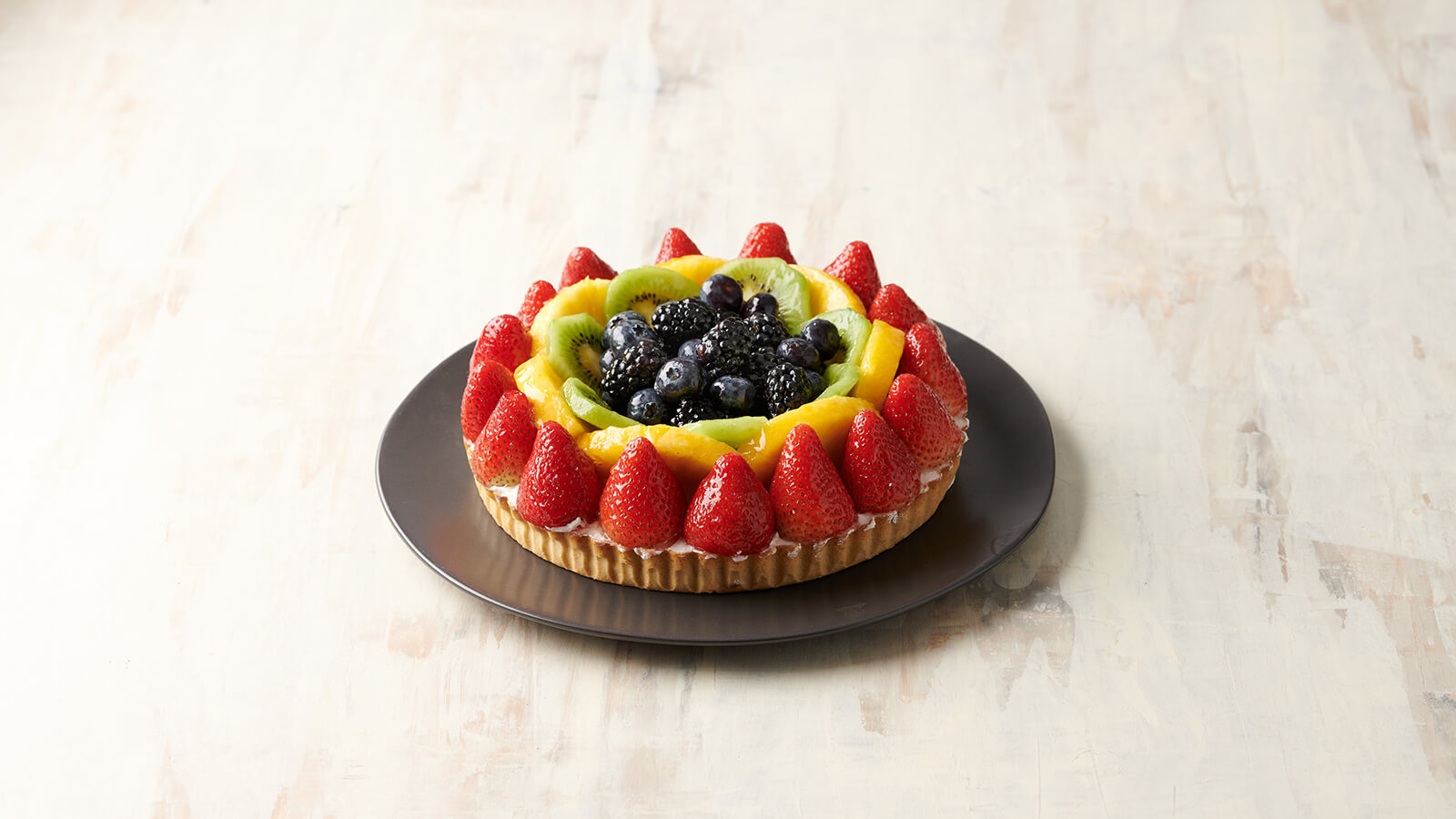 Signature Fruit Tart
