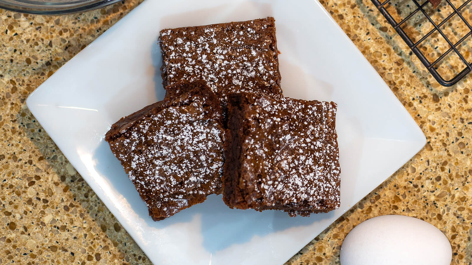Cayenne Pepper Chocolate Brownies
